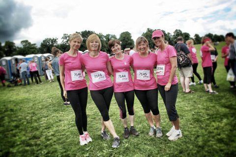 Race For Life, Mad Mud Spinners