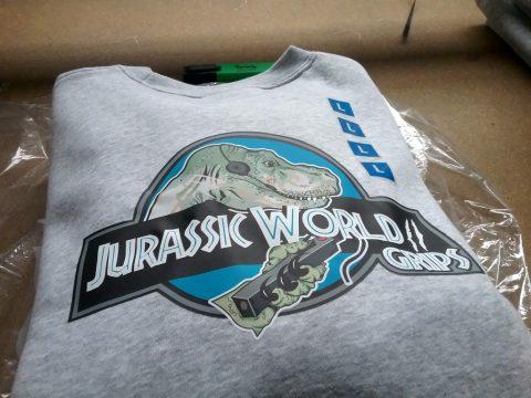 Jurassic World Grips