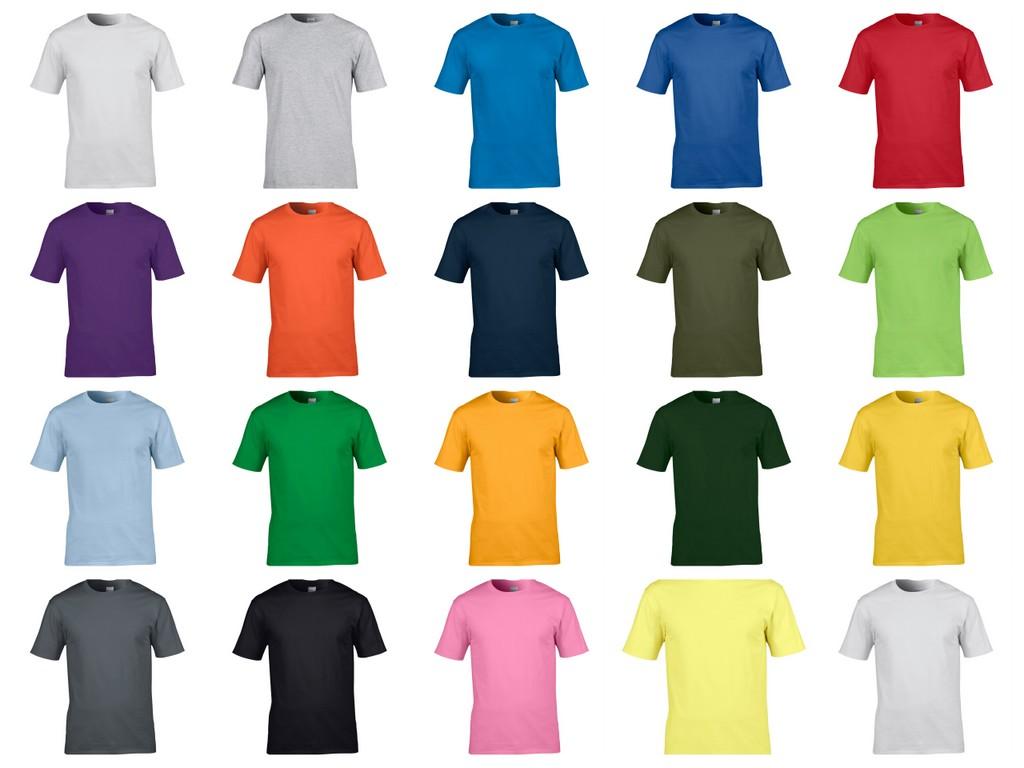 GD08 Gildan Premium Ringspun Cotton T-Shirt