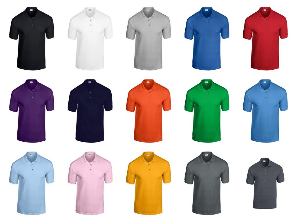 GD40 Gildan DryBlend Jersey Polo Shirt