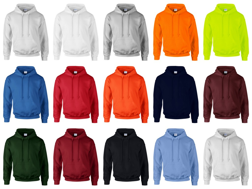 GD54 Gildan DryBlend Ultra Hooded Sweatshirt