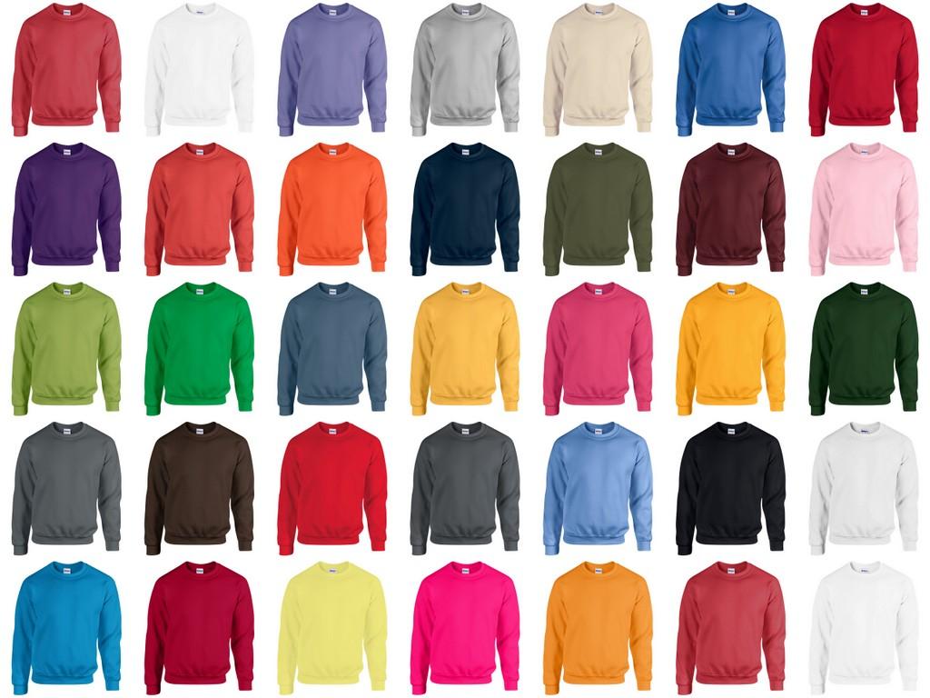 GD56 - Print - Gildan Heavy Blend Sweatshirt