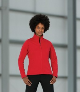 040F Russell Ladies Smart Soft Shell Jacket