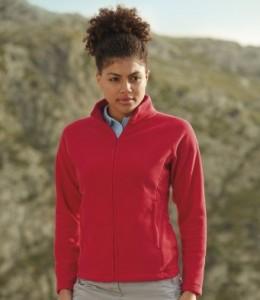 SS59 - Fruit of the Loom Lady Fit Outdoor Fleece Jacket