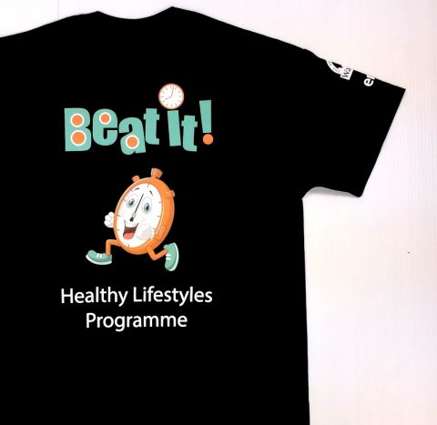 BEAT IT!!! for Wandsworth Sports Services