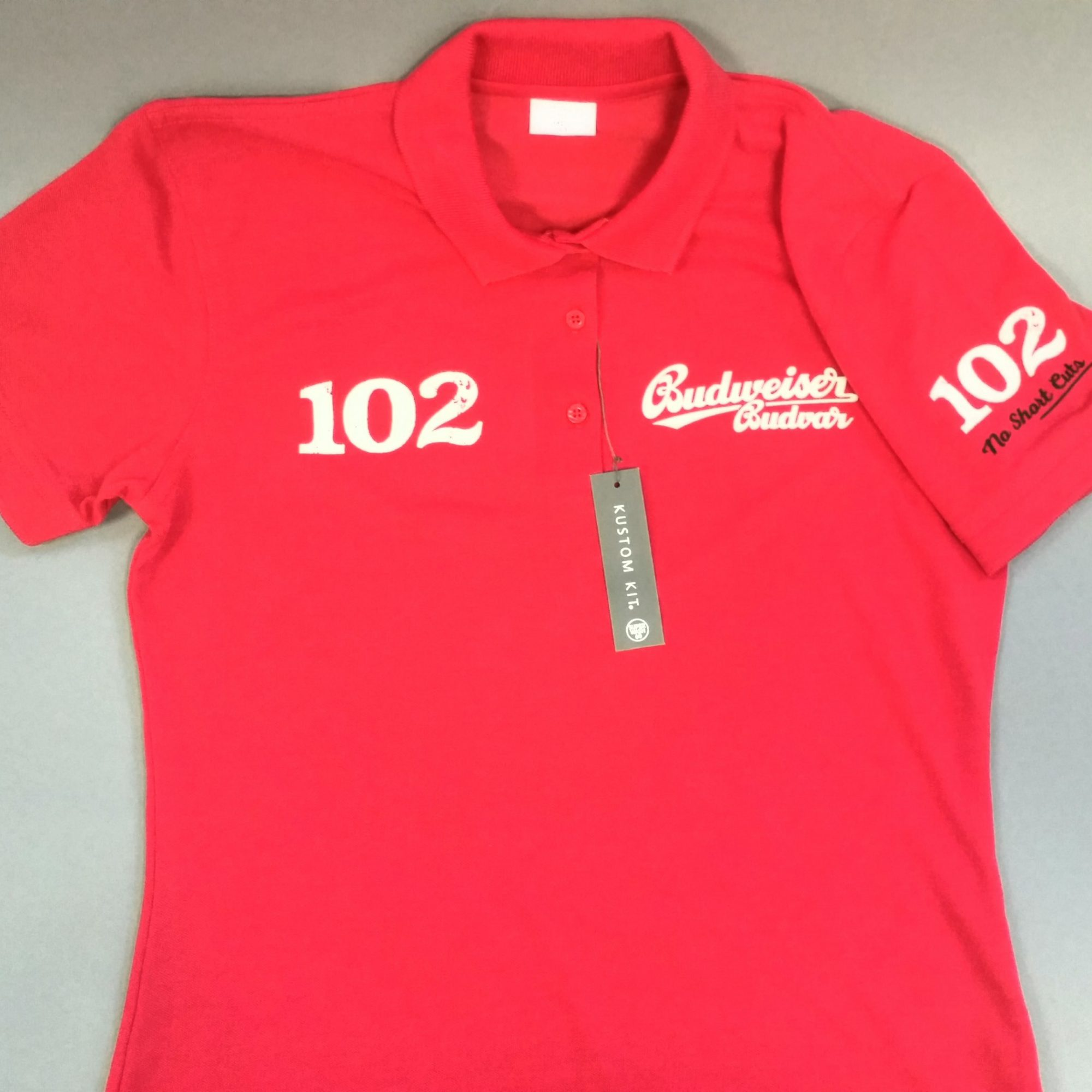 Bud Polo Fornt