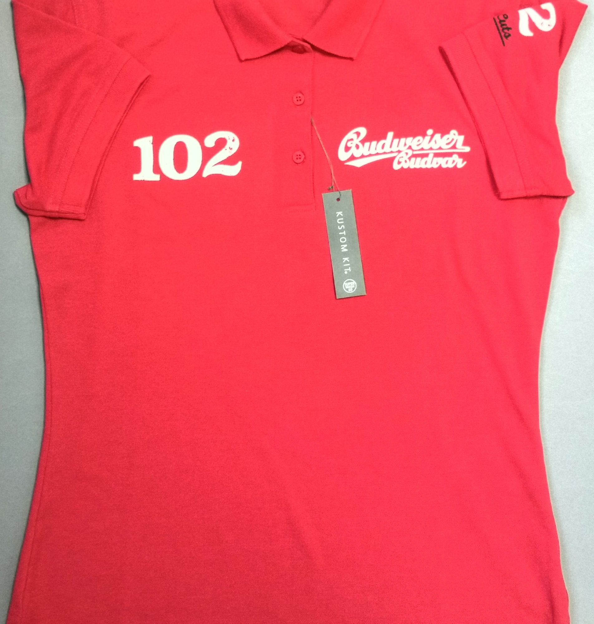 Bud Polo Front 2