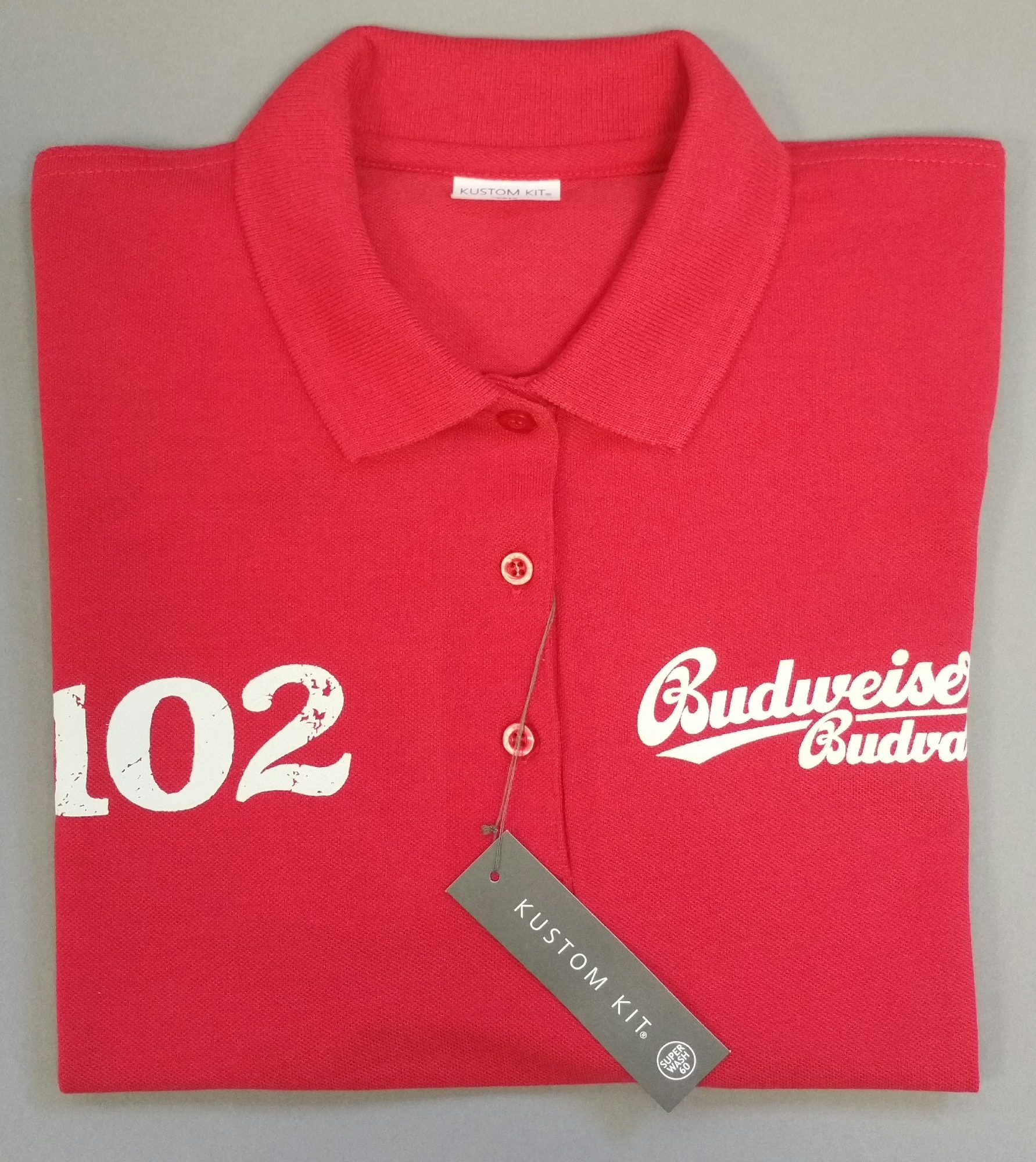 Bud Polo Front Fold
