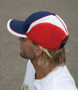 RC062-E Result National Cap - Embroidered