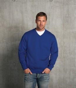 272M Russell V Neck Sweatshirt