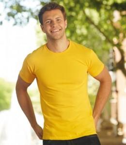 SS605 Fruit Of The Loom Sofspun® T-Shirt