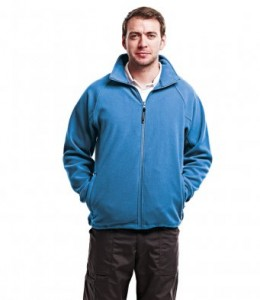870M Russell Outdoor Fleece Jacket Embroidered