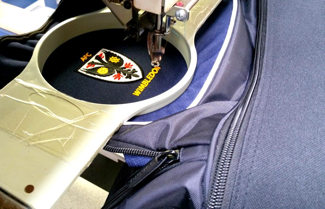 AFCW Bootbag 10