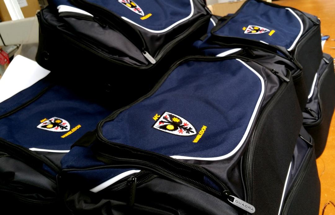 AFCW Bootbag 17