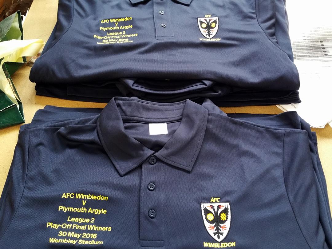 AFCW Polo's