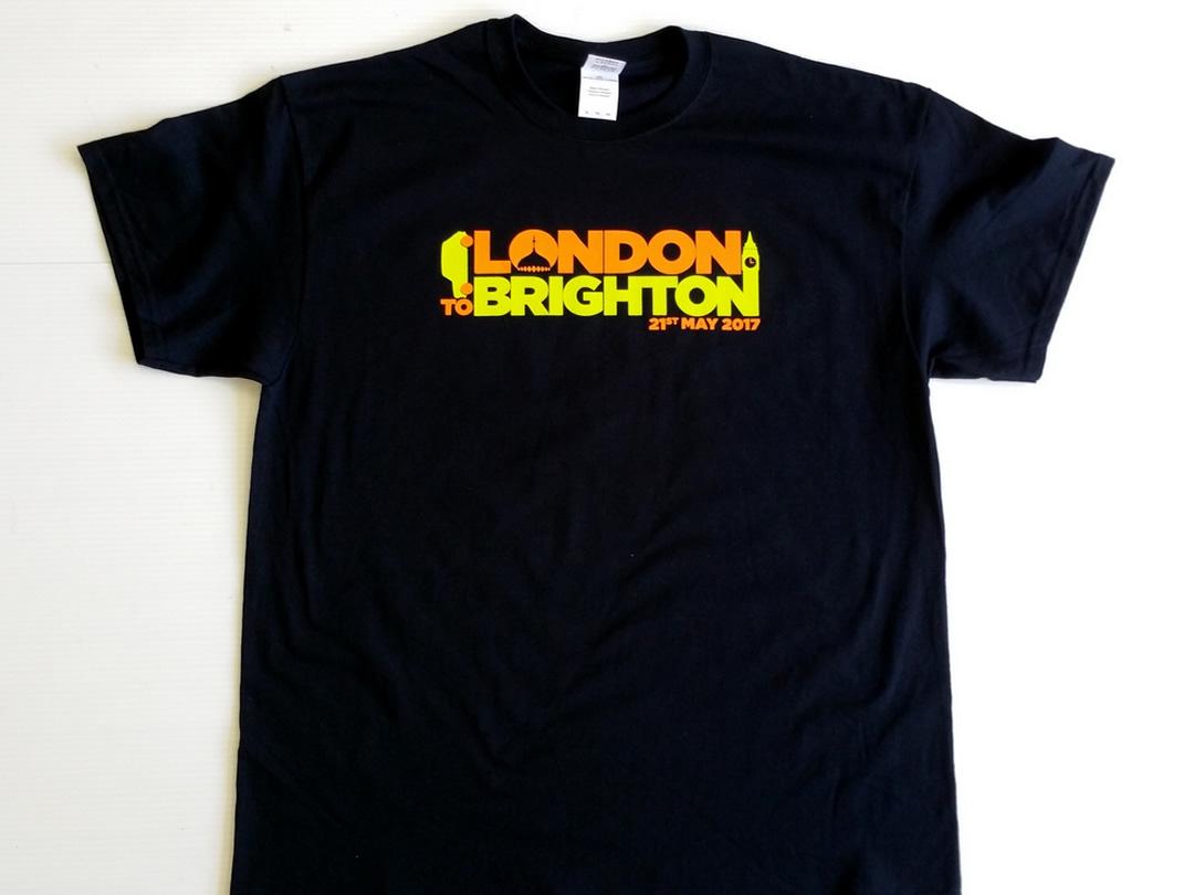 London To Brighton Front