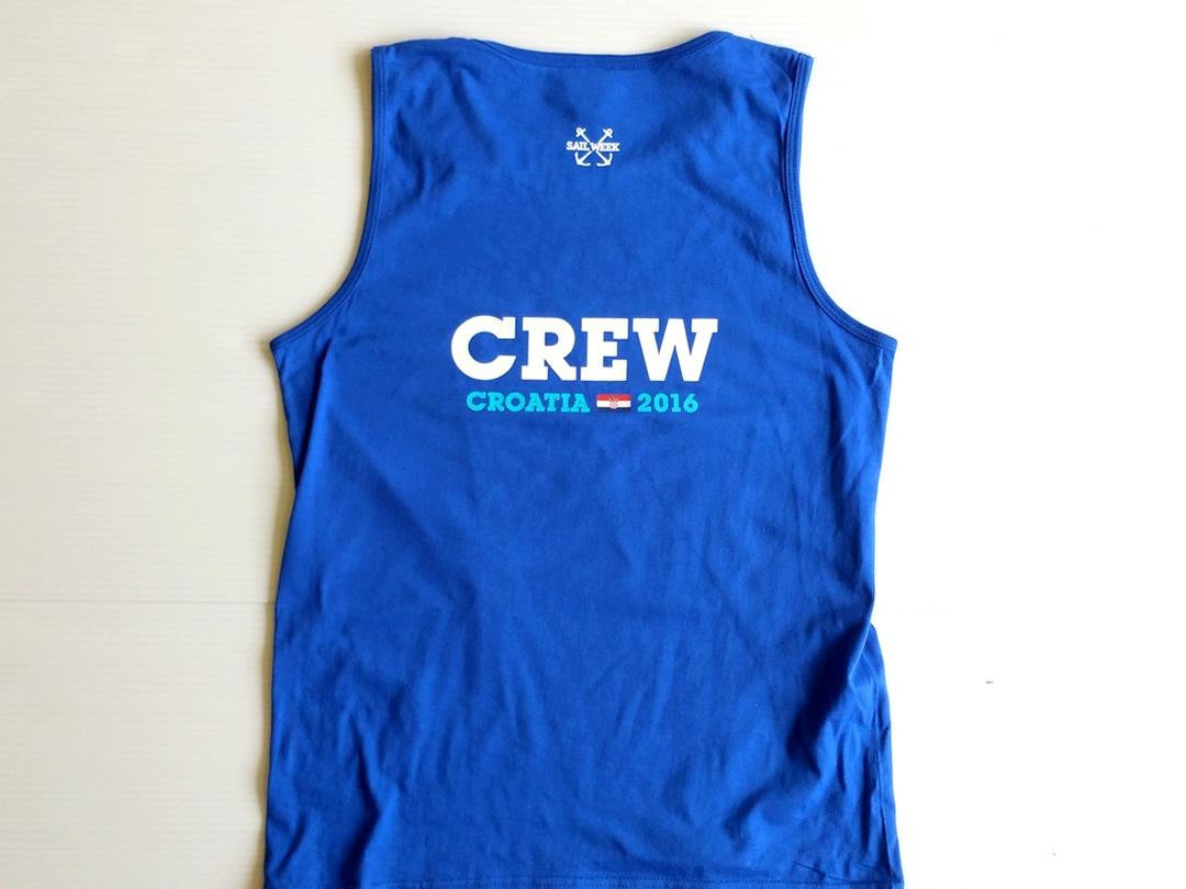 Med Sailors Crew Vest Back