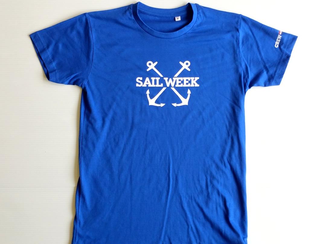 Med Sailors Sail Week T