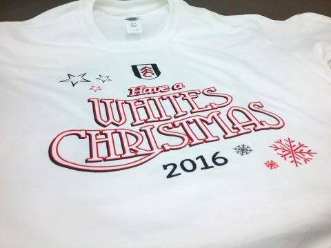 Fulham, Whites Christmas