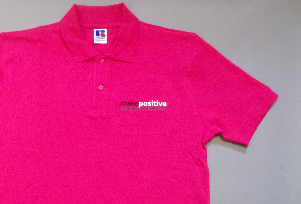 Make Positive Polo