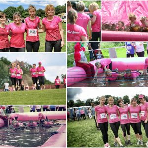 Race for Life - Pretty Muddy - 25-06-2016