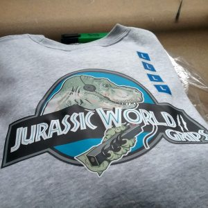 Jurasic World Alpha Grip 3