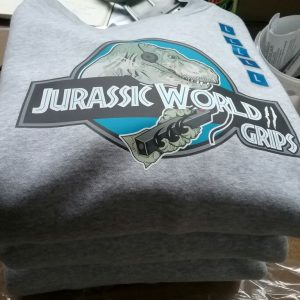 Jurasic World Alpha Grip 4
