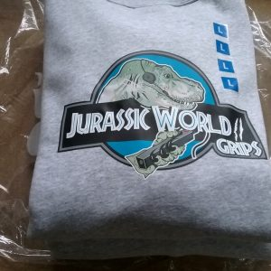 Jurasic World Alpha Grip 5