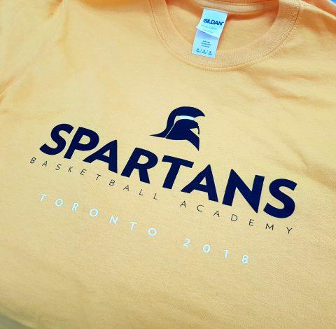 Spartans Toronto 2018