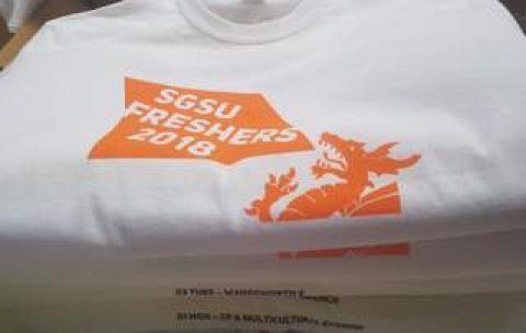 SGSU Freshers