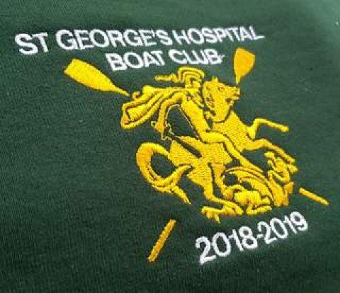 St Georges Hospital Boat Club