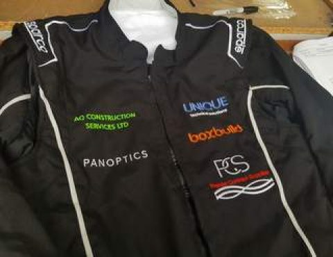 Poulain Race Suit