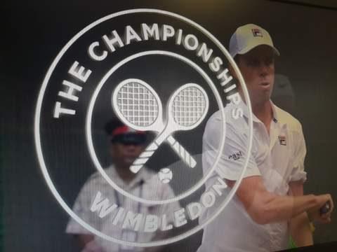 Sam Querrey Wimbledon 2019